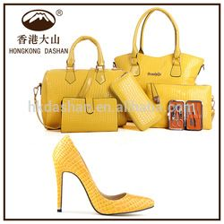 Source Purple Online Ping Las Italian Shoes And Bag Set To Match From China Supplier On