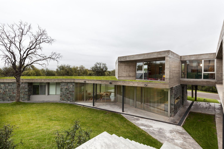 Galer a de casa en los quebrachos san luis cms for Construcciones minimalistas