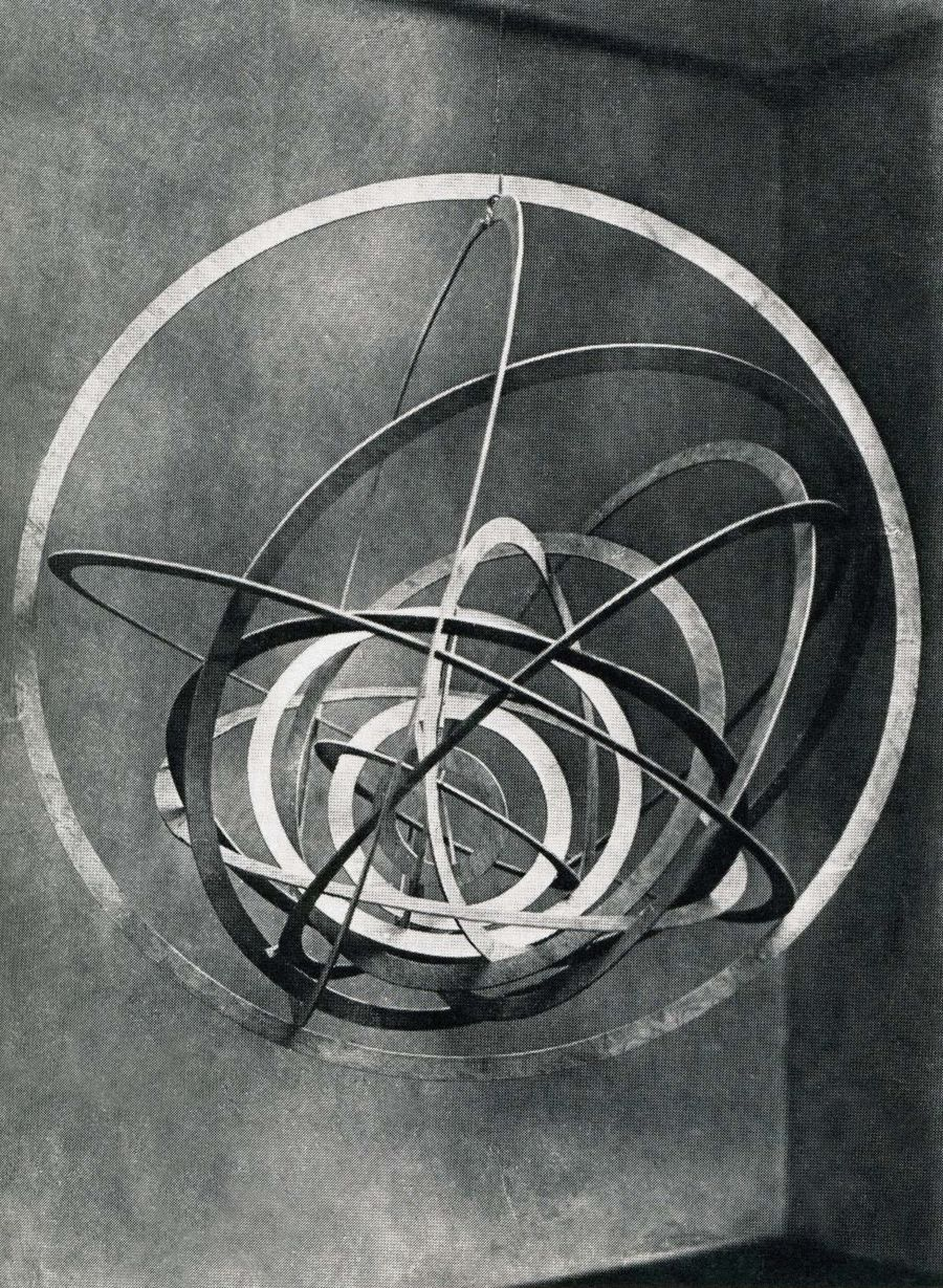 Hanging Construction 1920 By Alexander Rodchenko Http