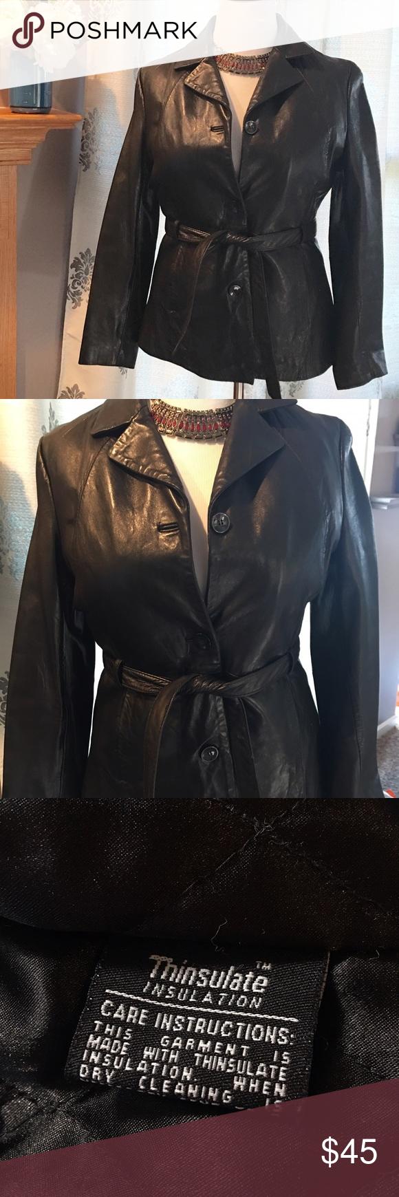 Like new wilsons leather jacket Like brand new! I think I
