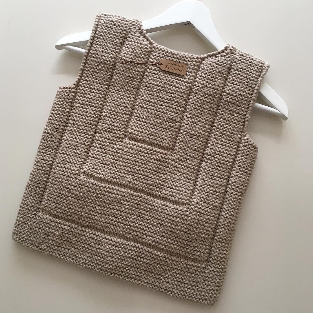 6 005 Begenme 131 Yorum Instagram Da Zumrut Zumruet Ters Yuz Erkek Yelek Ip Schachenmayr Bravo Originals Baby Knitting Patterns Bebek Yelek Yelek