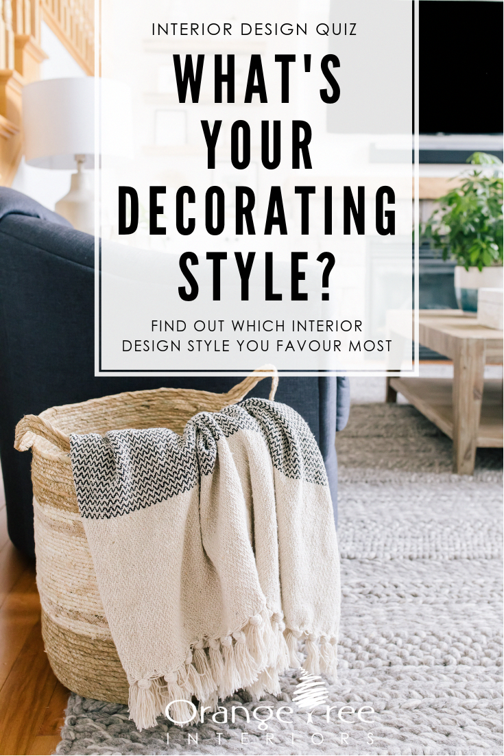 This is a fun and quick way to discover what your decorating style is?  It takes about 1 minute and you get your results right away.   #what'syourdecoratingstyle #1minutequiz #funandquick #discoveryourdecoratingstyle #decorstyle #homedecorquizes