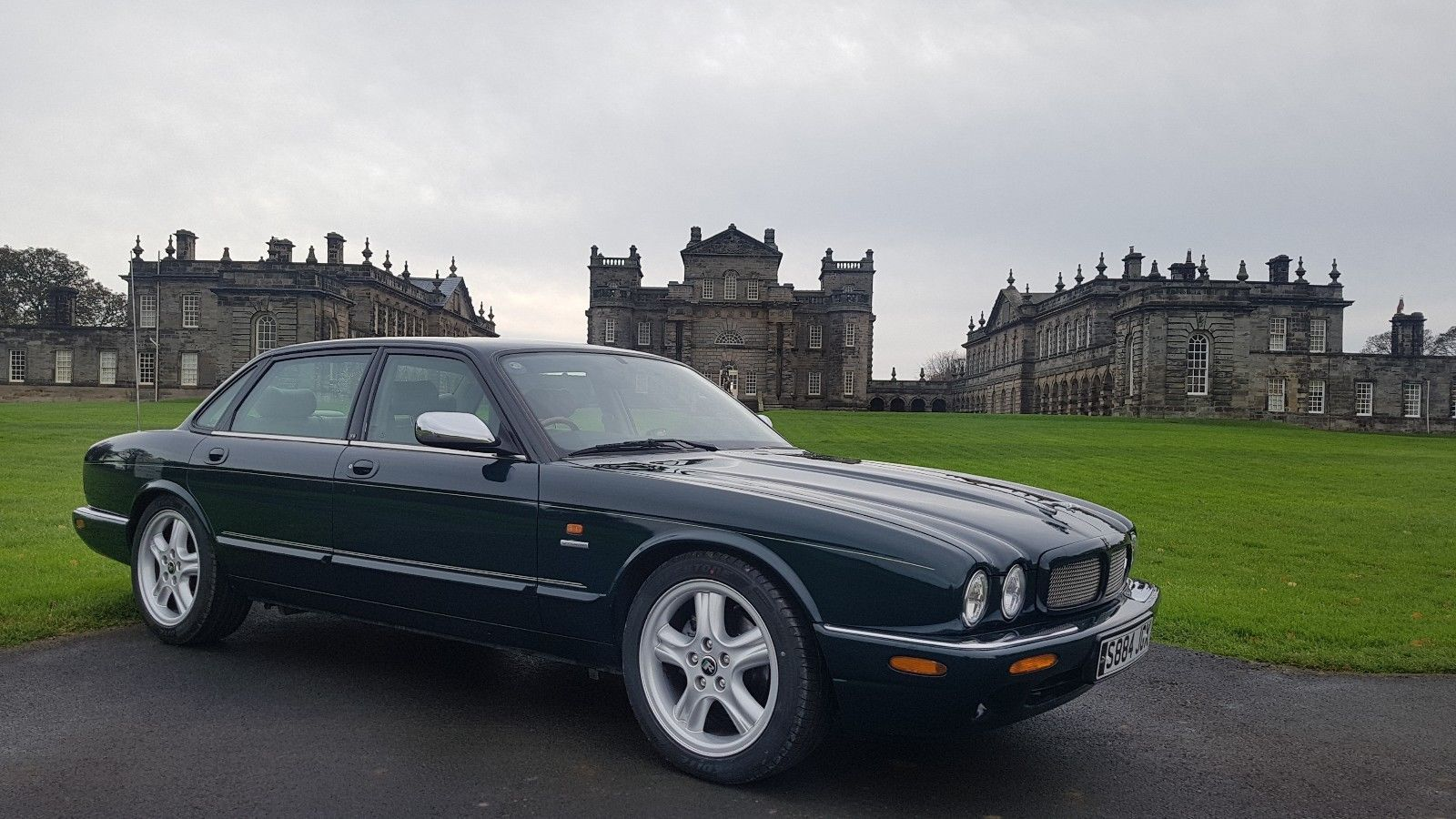 Jaguar XJR Supercharged V8, modern classic, retro, sleeper ...