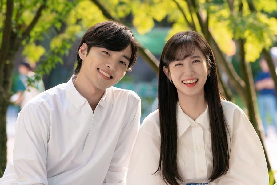 "Kim Min Jae And Park Eun Bin Pick Their Favorite Scenes From ""Do You Like Brahms?"""