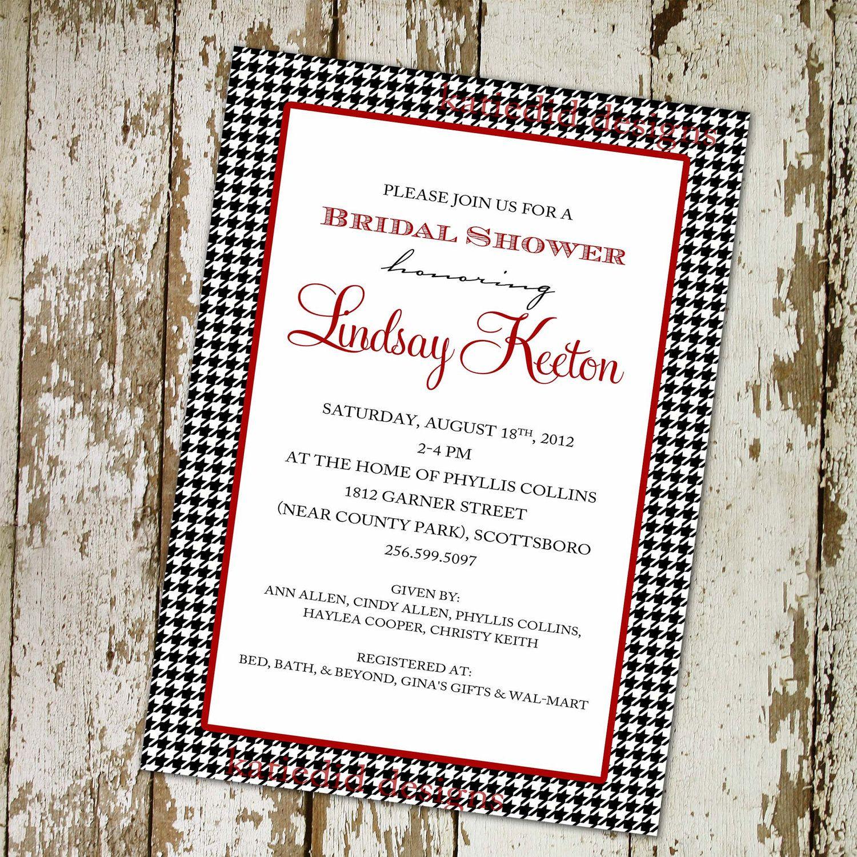 houndstooth wedding invitations - Google Search | Wedding Ideas ...