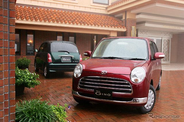 New Announced By Daihatsu Gino No Longer An Independent Brand