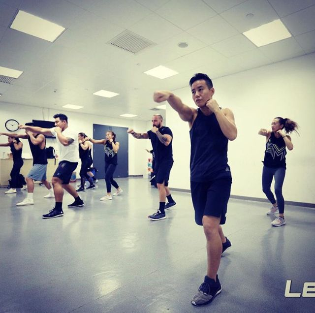 BodyCombat 79 rehearsals | Les Mills - BodyCombat 79 | Basketball