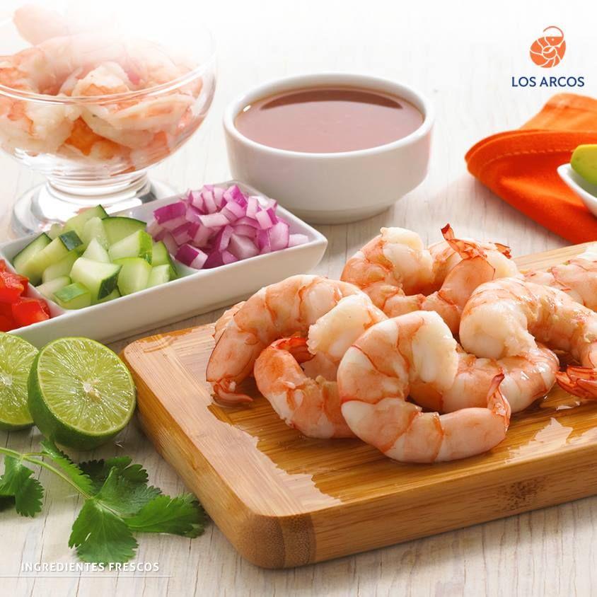 Frescura y calidad en pescados y mariscos de la costa del pacífico ...