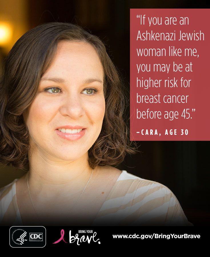 Breast cancer jewish