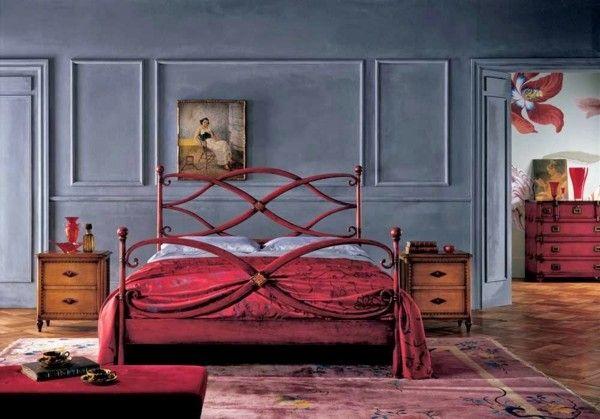 Resultado de imagen de decorar habitacion pared roja