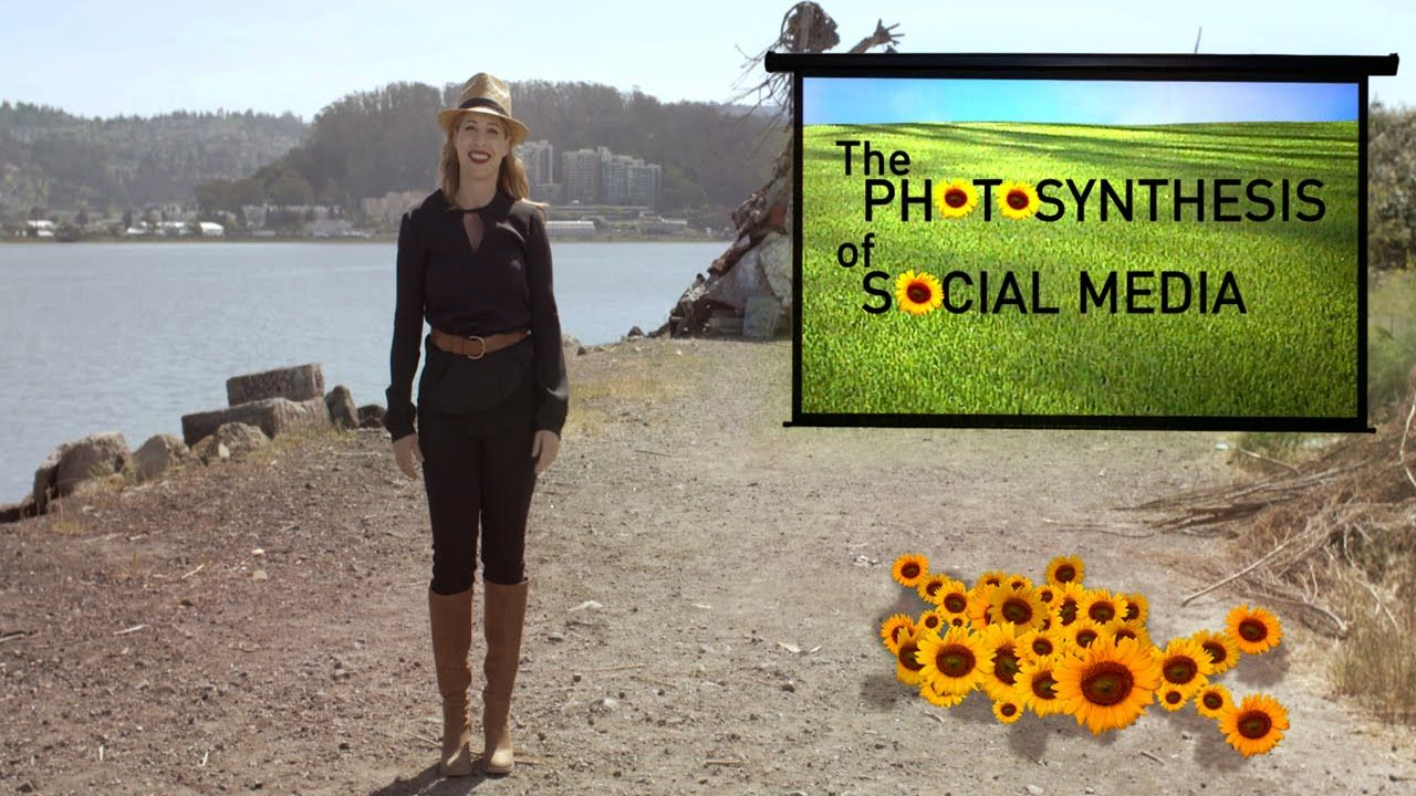 How do we make sure we're controlling social media, and social media isn't controlling us? In this week's highlighted 5 min episode of The #FutureStartsHere, we explore the evolution of communication and...The Photosynthesis of Social Media