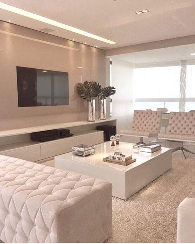 Clean Aconchegante E Elegante Esse Ambiente By