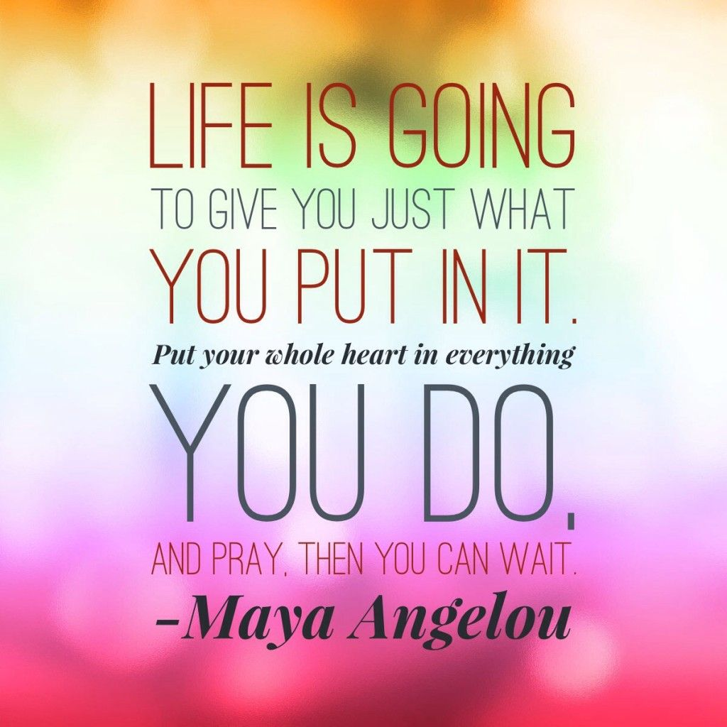 Maya Angelou Quotes And Sayings: Maya Angelous Quotes That Inspire