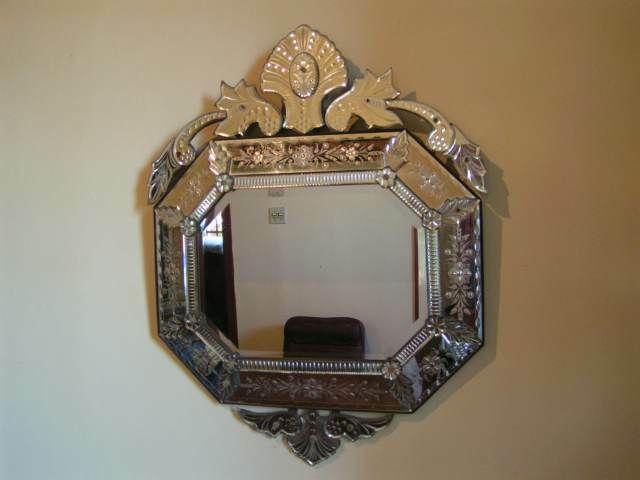 espelho antigos veneziano novo - Pesquisa Google
