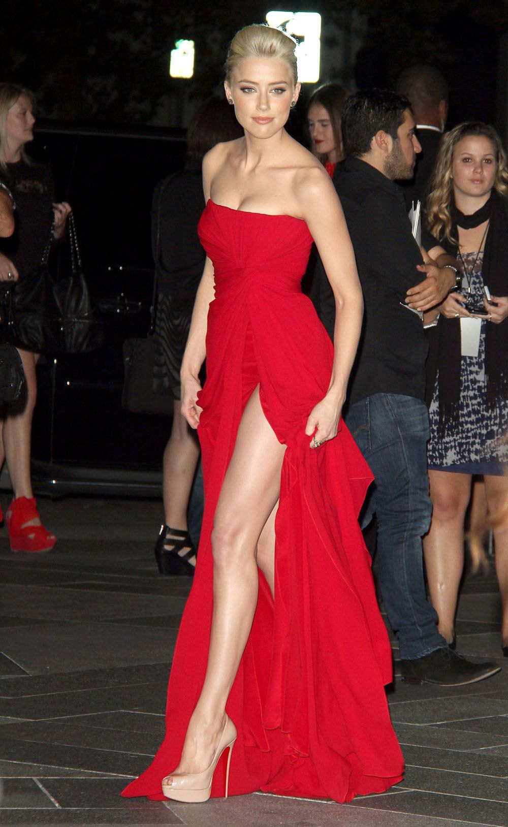 989e4cf1d70 Sexiest red dress of all time #dress #gown #red #sexy #women #fashion  #styles #celebrity #valentinesday