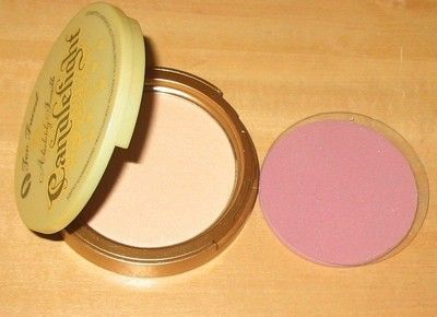 Too faced Candlelight glow powder...LOVE it!