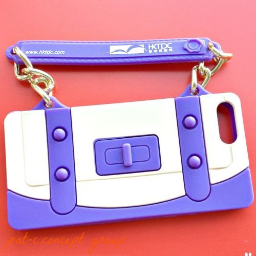 3D Wristlet Purse Handbag Silicone Rubber Soft Case Skin Cover for iPhone 5th 5g | eBay
