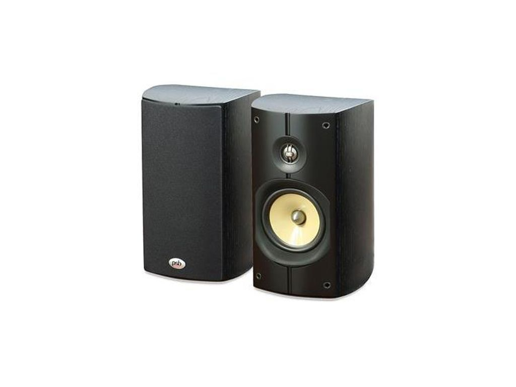 PSB Imagine B Black Ash Speakers
