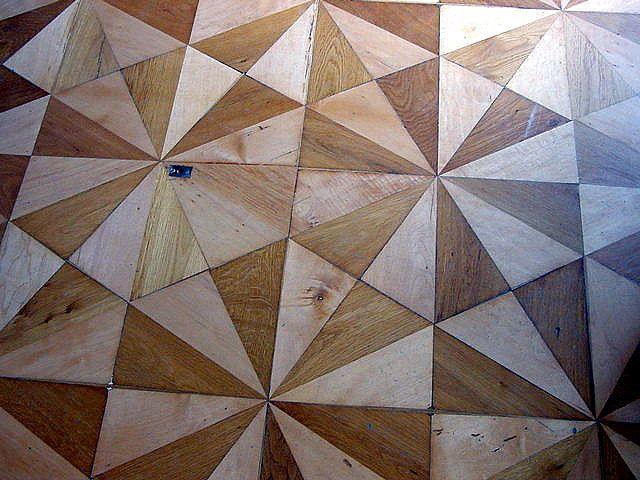 wood parquet floors sculpture Pinterest Marie, Salle et Parquet