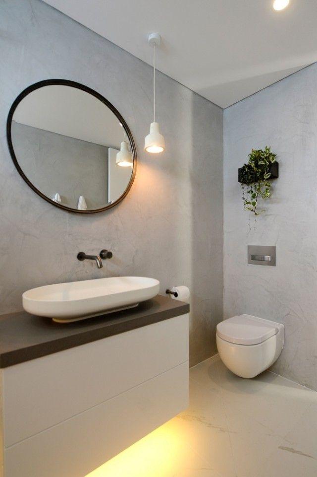 Last Night S Block Bathroom Reveals Powder Room Laundry And House