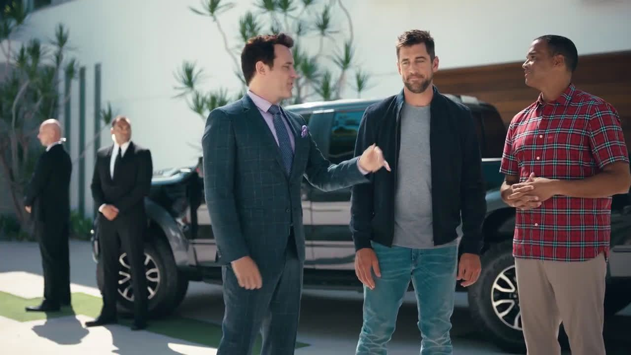 State Farm Defense Featuring Aaron Rodgers Ad Commercial On Tv 2018 Aaron Rodgers Commercial Aaron Rodgers State Farm