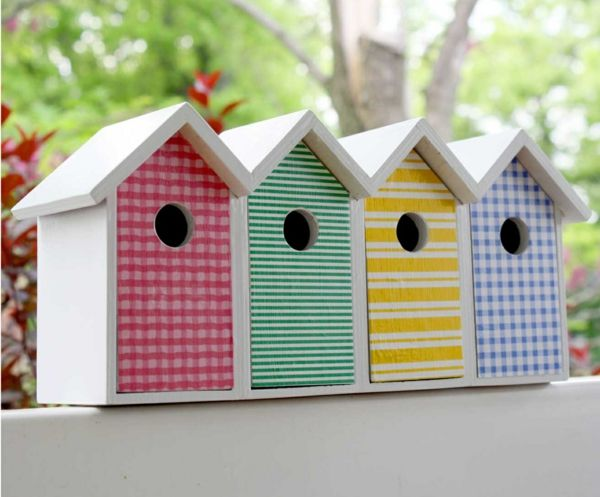 Spielzimmer selber bauen  Vogelhaus selber bauen - leisten Sie einen Beitrag zum Wildleben ...