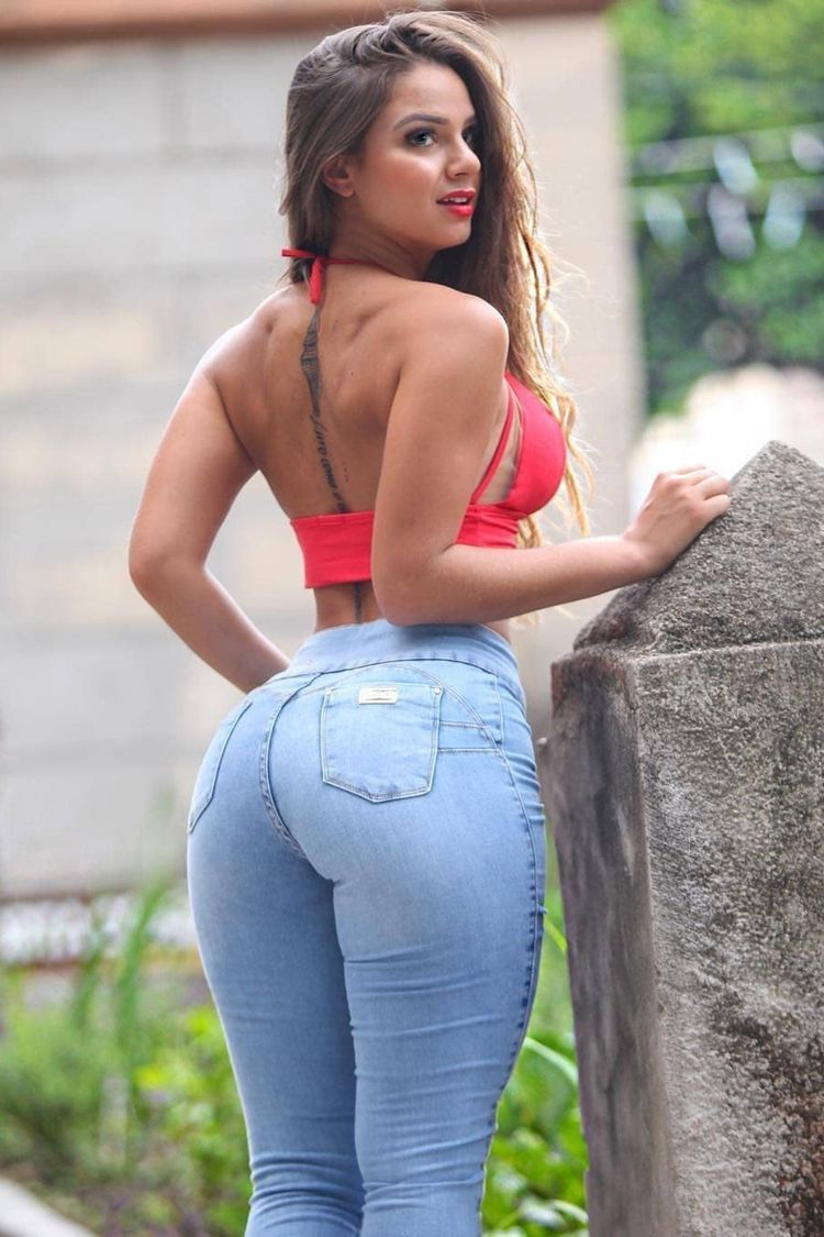 Pin on Jeans babe