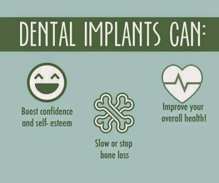 dental implant benifits