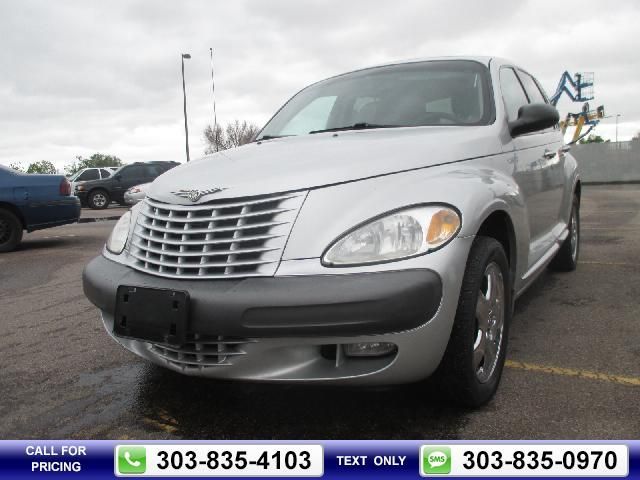 2001 Chrysler Pt Cruiser Base Silver 3 300 126773 Miles 303 835