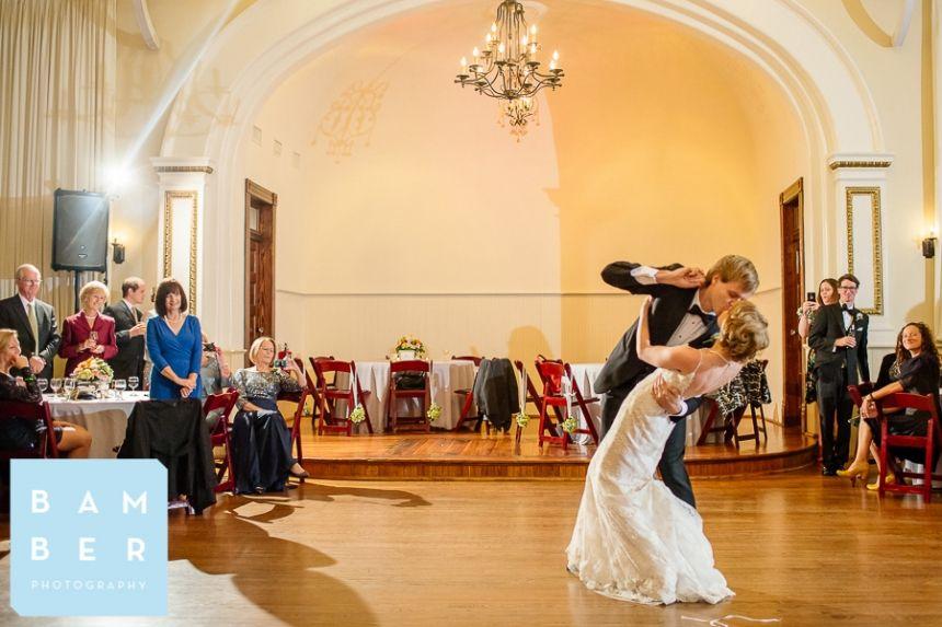 Michael + Grace | married - 901 Lindsay Chattanooga, TN - http://www.901Lindsay.com