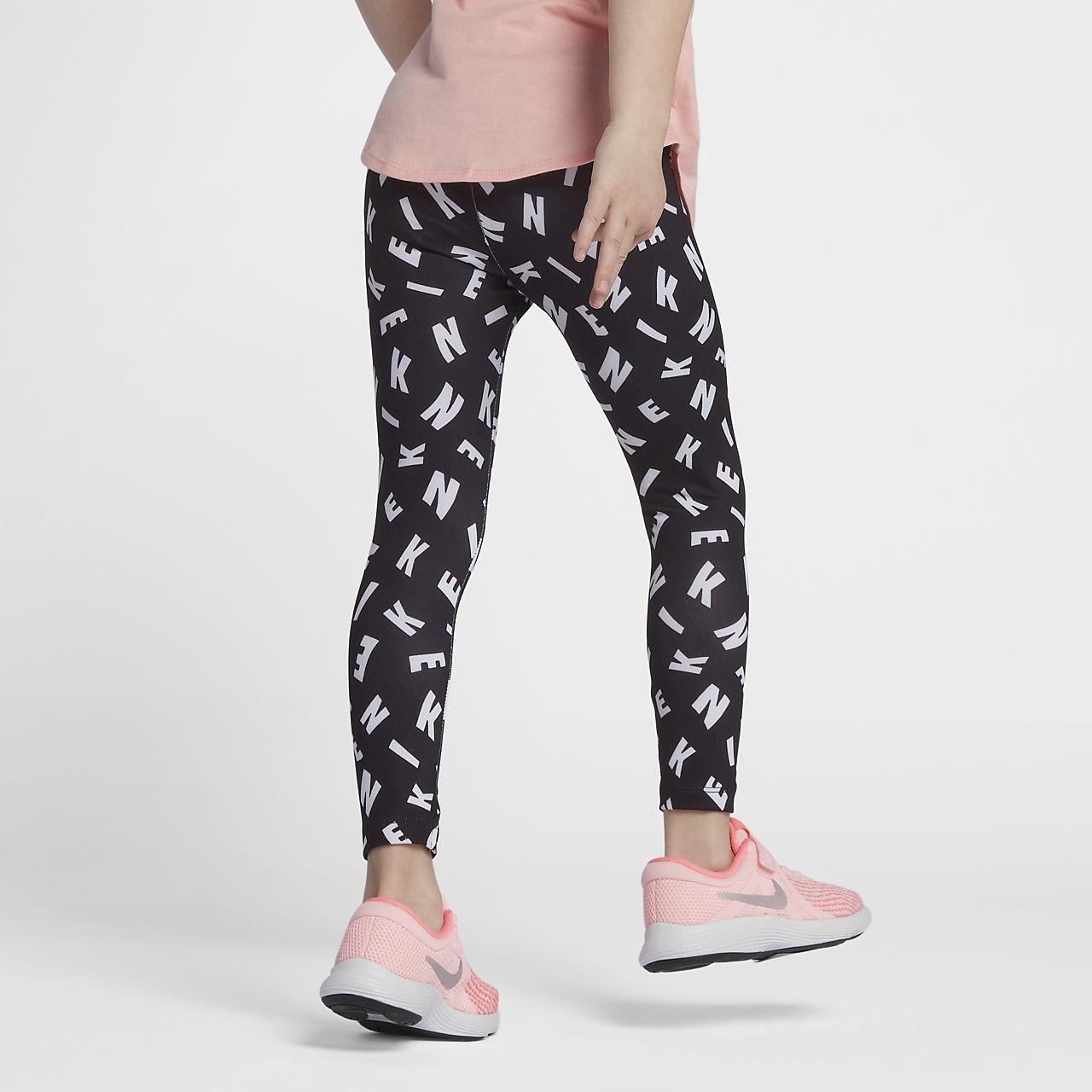 c2c3eb434 Nike Dri-Fit Sport Essentials Little Kids' (Girls') Printed Leggings - 6X