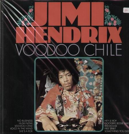 May 3, 1968 - The Jimi Hendrix Experience recorded 'Voodoo Chile.' It was featured on the 'Electric Ladyland' double album and became a UK No.1 single on 21st November 1970 two months after the guitarist's death. Hendrix's solo on the track was named the 11th greatest solo of all-time in Guitar World's 100 Greatest Guitar Solos. •• #jimihendrix #jimihendrixexperience #thisdayinmusic #1960s