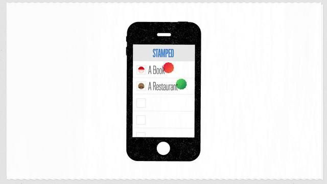 Record, Find And Share Your Favorite Things With This iPhone App: Stamped