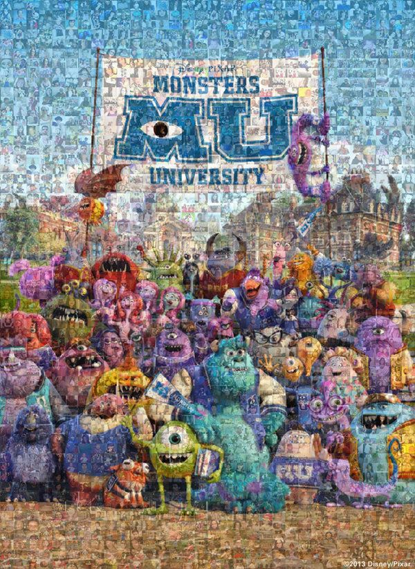#MonstersUniversity will open to 86.1M