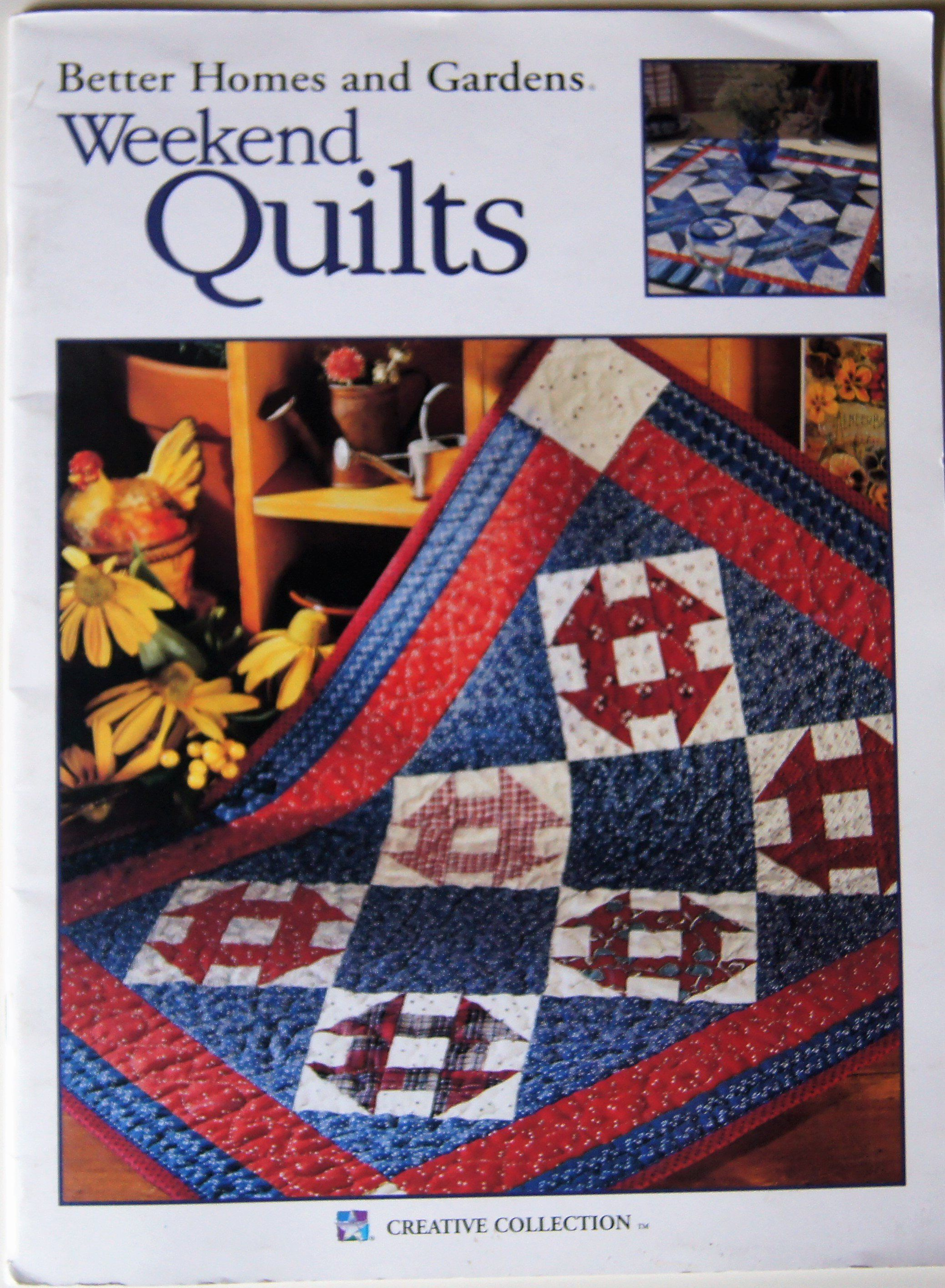 a54abd195f9ac4fa9f9c71a233916d8b - Easy Quilt Projects Better Homes Gardens