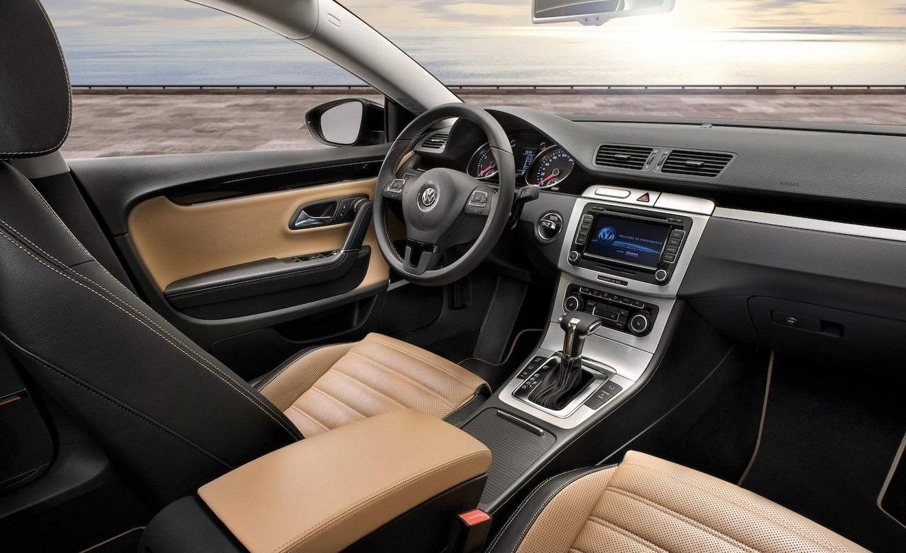 Beautiful 2020 VW CC Interior Vw Passat 2020 Pictures