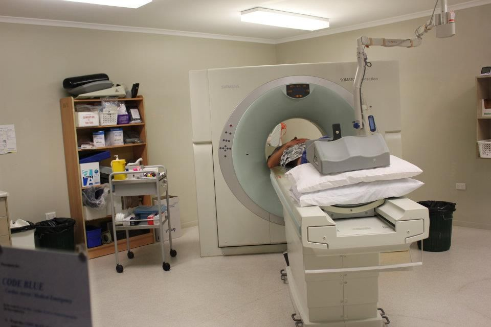 One of our lovely patients agreed to let us take some photos - mri technologist resume