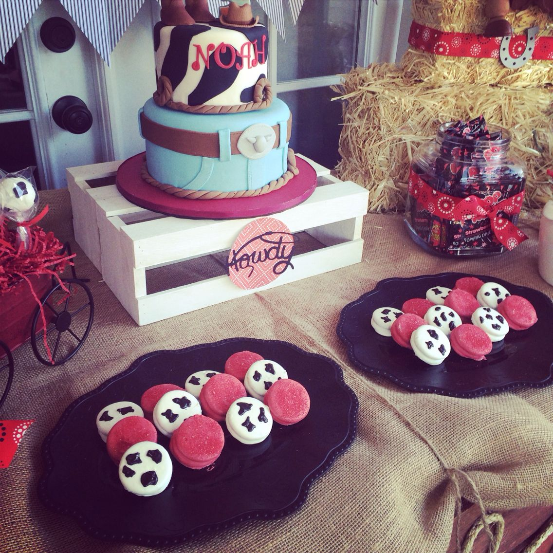 Cowboy Candy Buffet By Bizzie Bee Creations