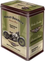 Harley Davidson-peltipurkki 14,90 e