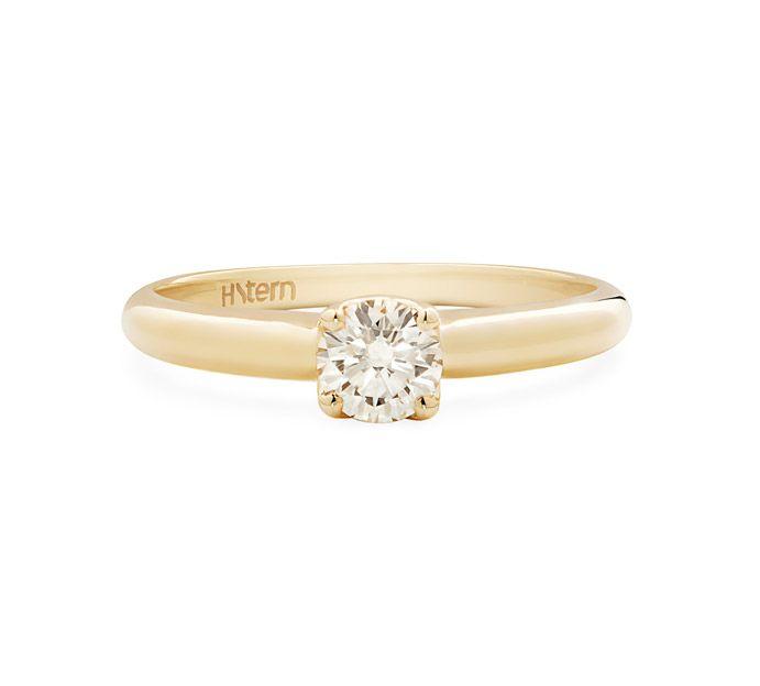 Brincos De Ouro Branco 18k Com Diamantes Curto Mycollection R
