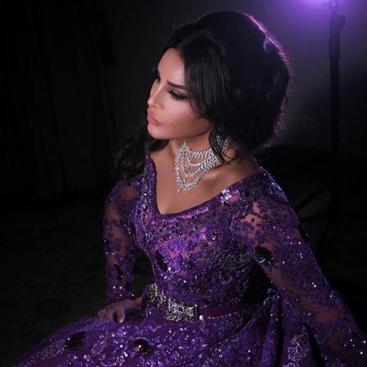 Ahlam Elshamsi In Soiree Dress Designed By Zuhair Murad Soiree Dress Designer Dresses Ball Gowns