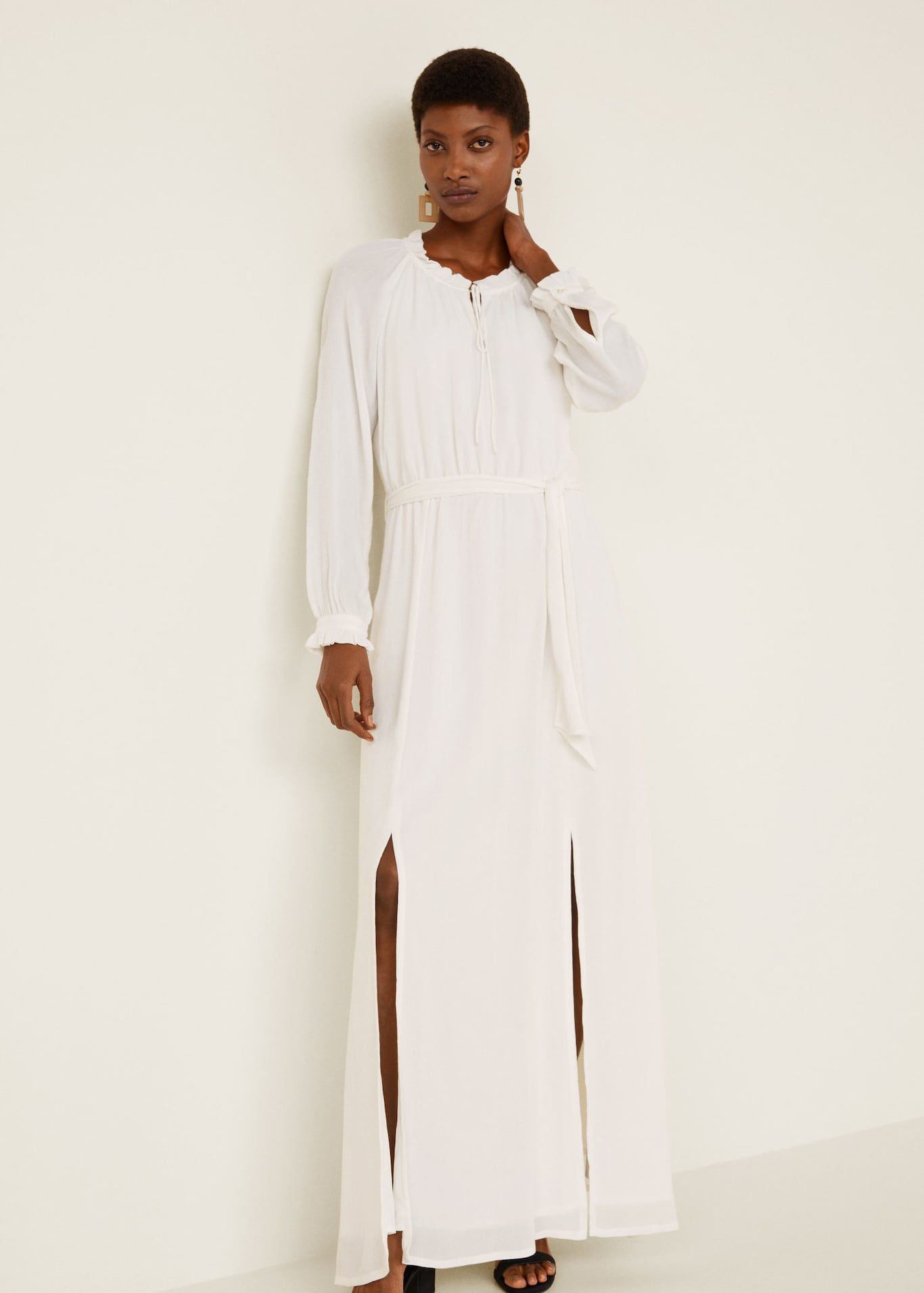 70eba85d Long textured dress - Women in 2019 | Stylist Wish list Emama SS19 ...