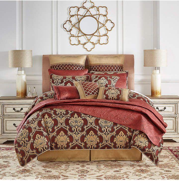 Croscill Gianna 4pc Cal King Comforter Set Bedding Comforter Sets Queen Comforter Sets King Comforter Sets