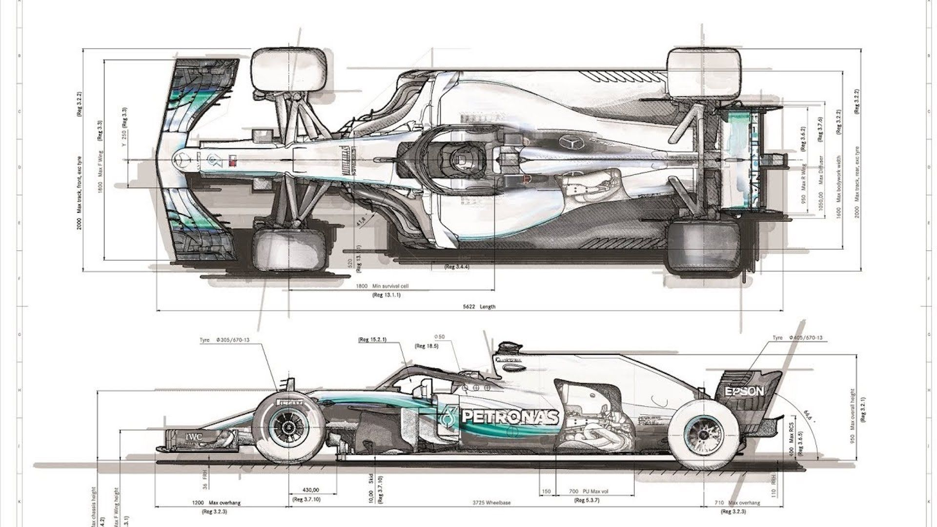 A Formula One Race Car Isn T Simply An Update Of Last Year