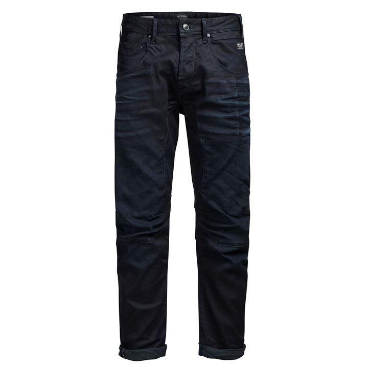 Jack and Jones Jean Intelligence Anti Fit Stan Osaka Jeans Mens Gents Tapered