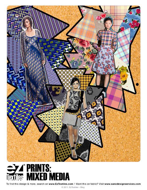 Textile design company eztextiles