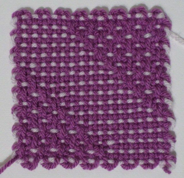 The Original Pattern Double Diagonal From The Weave It Magic