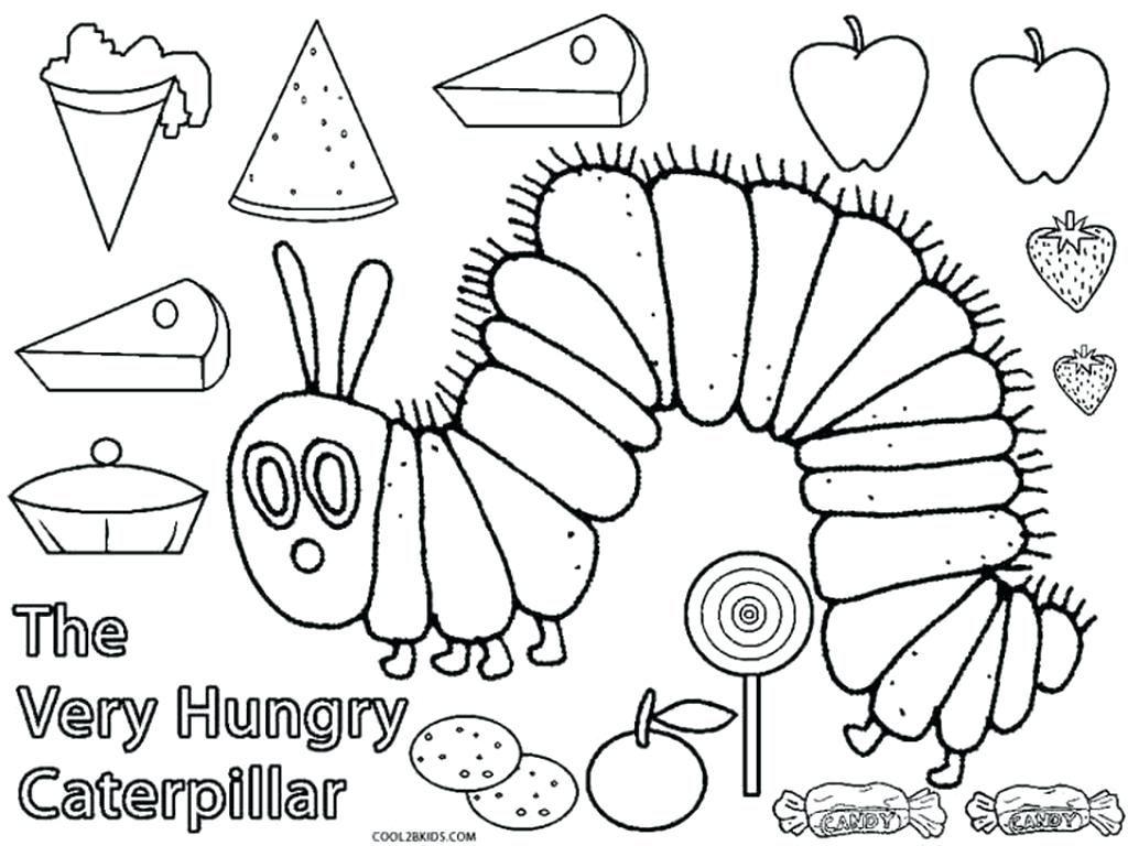 Hungry Caterpillar Coloring Pages The Very Hungry Caterpillar Coloring S Motionacademyco Coloring Entitlementtrap Com Very Hungry Caterpillar Printables Hungry Caterpillar Hungry Caterpillar Activities