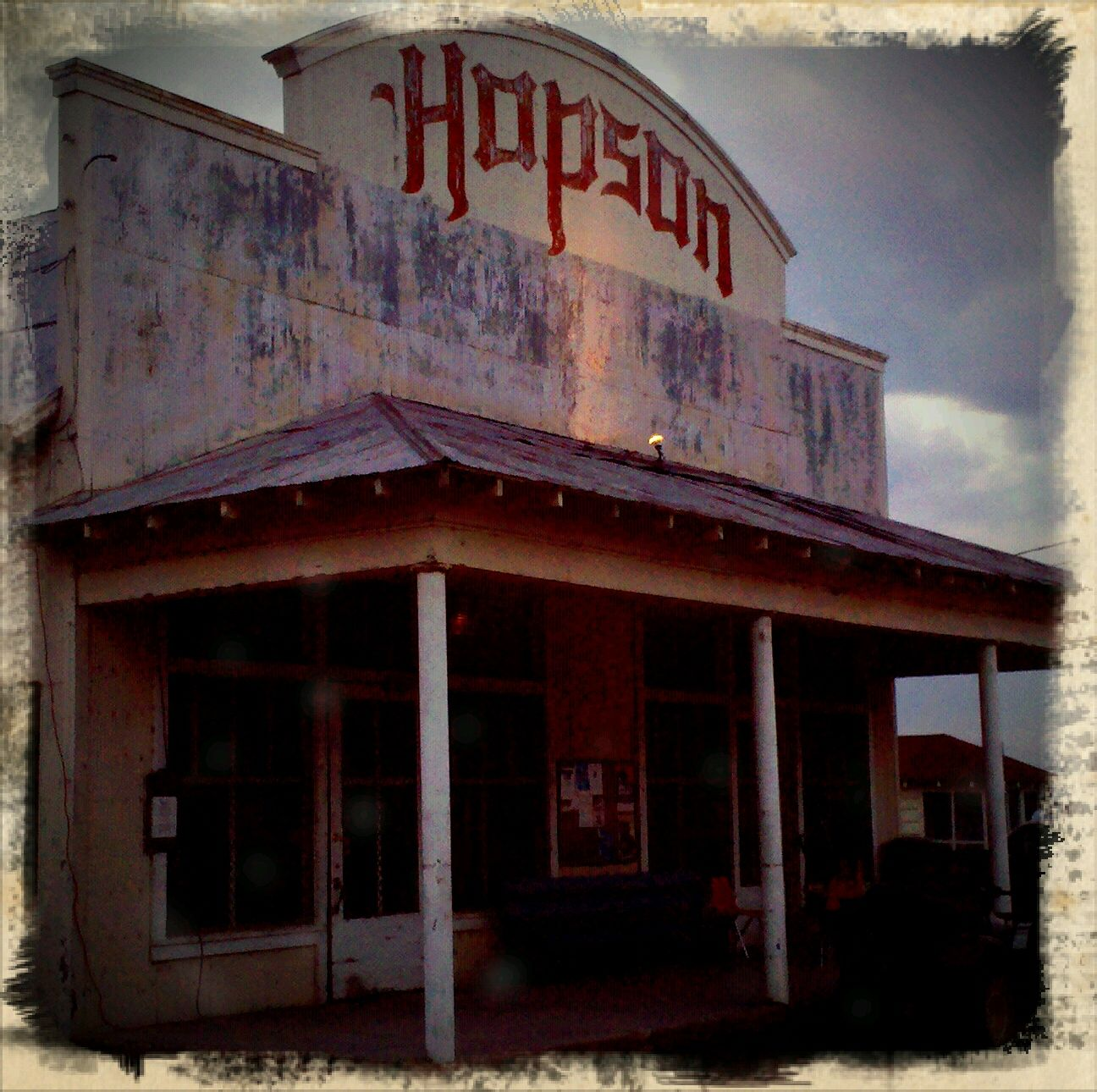 Hopson Commissary in Clarksdale MS