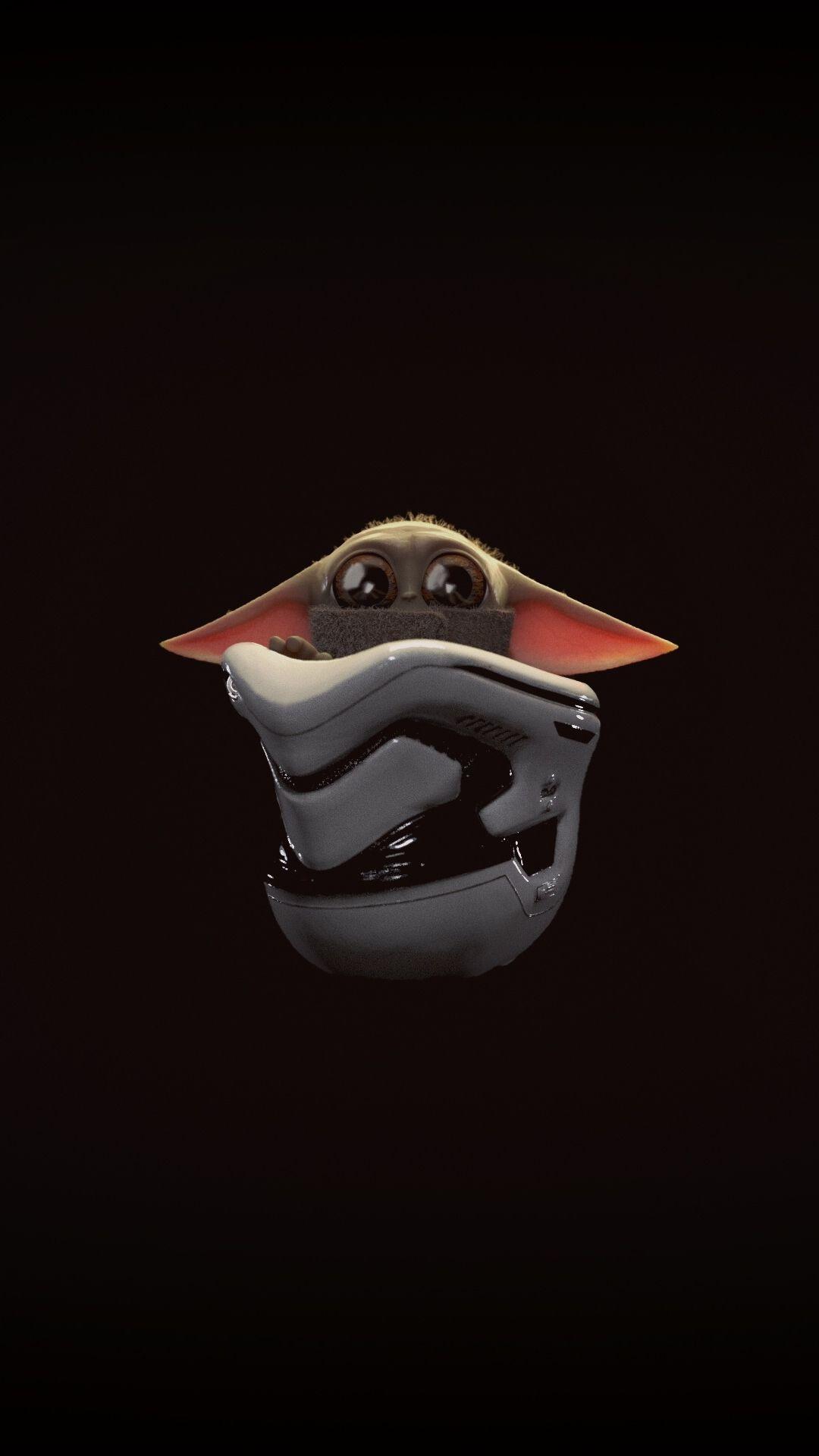 The Mandalorian Baby Yoda Wallpaper in 2020 Cool